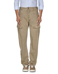 Guess Trousers Casual Trousers Men Beige