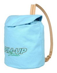 Pin Up Stars Backpacks And Fanny Packs Sky Blue