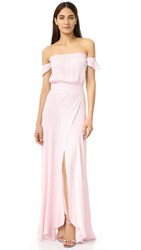 Flynn Skye Bella Maxi Dress Rose Quartz