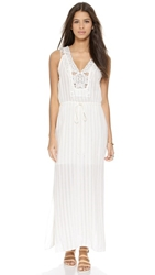 Liv Sarna Maxi Dress White