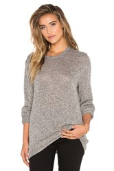 A Fine Line Ex Boyfriend Sweater Gray