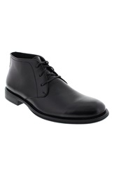 Deer Stags 'Mean' Leather Chukka Boot Men Black