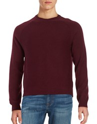 Brooks Brothers Textured Merino Wool Sweater