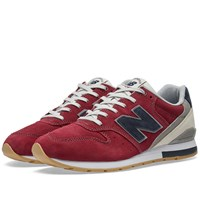 New Balance Mrl996nb Burgundy