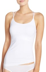 Women's Halogen Seamless Double Strap Racerback Camisole