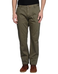 Cochrane Casual Pants Military Green