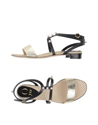 O Jour Footwear Sandals Women Platinum