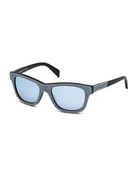 Diesel Denim Sunglasses Blue Smoke