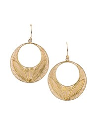 First People First Jewellery Earring Women Gold