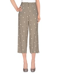 Ottod'ame Trousers Casual Trousers Women Sand