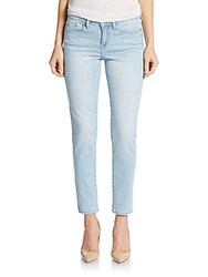 Calvin Klein Jeans Skinny Ankle Faded Sky