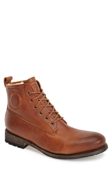Blackstone 'Gull' Plain Toe Boot Men Cuoio