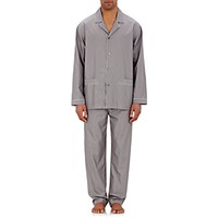 Zimmerli Men's Dotted Pajamas Grey