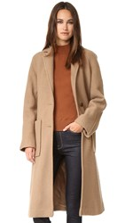 Apiece Apart Taos Wrap Coat Camel