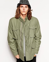 Cheap Monday Field Jacket Green