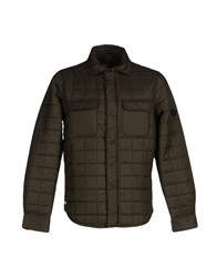 Puffa Coats And Jackets Jackets Men Military Green