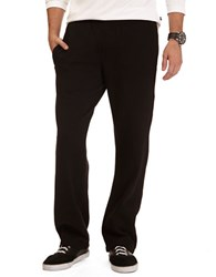 Nautica Fleece Pants True Black
