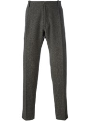 Chalayan Carrot Trousers Grey