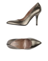 Luca Valentini Pumps Bronze