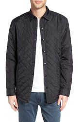 The Rail Men's Quilted Shirt Jacket