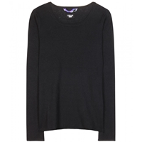 Dear Cashmere Cotton And Cashmere Sweater Black