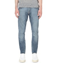 Tiger Of Sweden Pistolero Slim Fit Tapered Jeans Dandy Light Blue