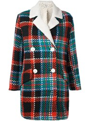 Manoush Tartan Coat