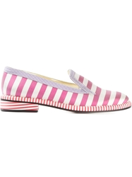 Amelie Pichard 'Andy' Loafers Pink And Purple