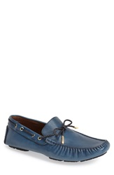 Bacco Bucci 'Istria' Driving Loafer Men Blue
