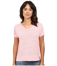 Bench Lanorda Knit Top Candy Pink Women's Clothing