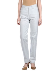 Lee Casual Pants Light Grey