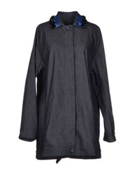 Max And Co. Denim Outerwear Blue