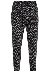 Noa Noa Moss Trousers Black