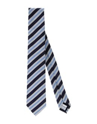 Hardy Amies Ties Dark Blue