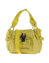 George Gina And Lucy Handbags Acid Green