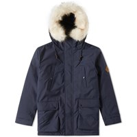 Adidas Down Parka Blue