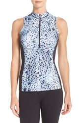 Women's Prismsport Half Zip Triathlon Top