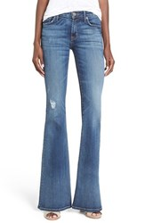 Hudson Jeans Women's 'Mia' Distressed Flare