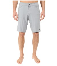 Pearl Izumi Journey Shorts Monument Grey Men's Shorts Gray
