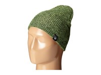 Neff Daily Heather Beanie Youth Lime Black Beanies Green