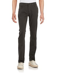 Hudson Jeans Byron Straight Leg Shadow Grey
