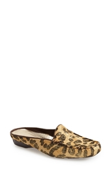 Donald J Pliner 'Lovage' Loafer Women Leopard