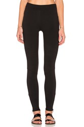 Bella Luxx Side Zip Legging Black