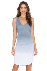 Saint Grace Vesper Mini Dress Blue