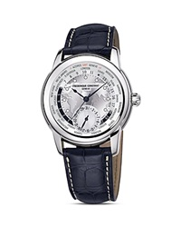 Frederique Constant Manufacture World Timer Watch 42Mm