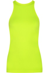 Theory Leen Neon Stretch Tank