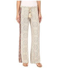 O'neill Pippa Woven Pants Sandshell Women's Casual Pants Multi