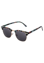 Evenandodd Sunglasses New Dark Tropical Print Black