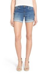 Vince Camuto Women's Two By Five Pocket Denim Shorts Authentic