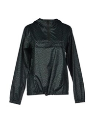 M.Grifoni Denim Jackets Dark Green